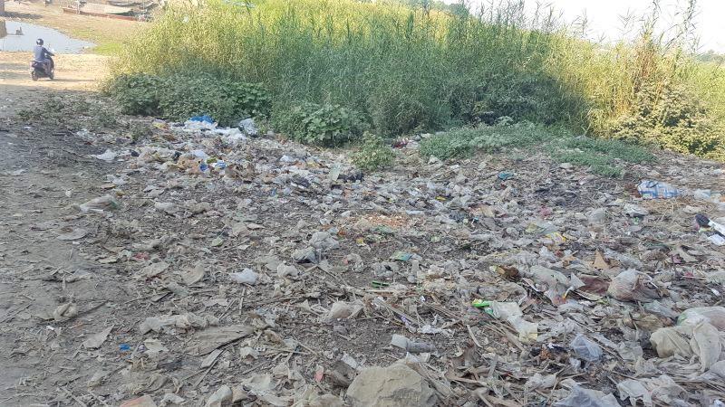 Solid waste disposal- Myanmar