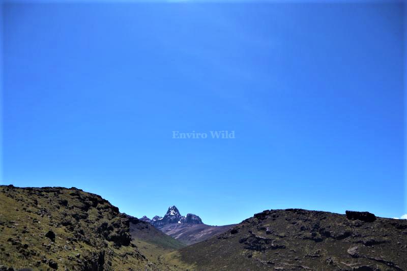 Scenery- Mt. Kenya