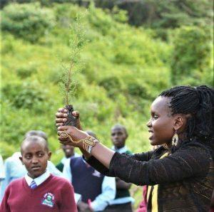 Lily Tanui-Tree Growers Association of Kenya