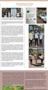 FoNNap's October Newsletter by Caroline Kibii