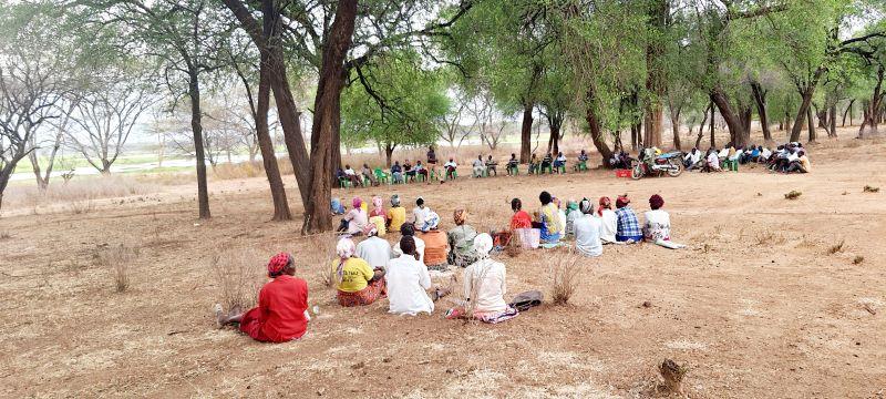 Community Engagement at lake Kamnarok- Enviro Wild
