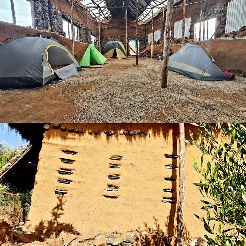 Banda and camping ground- Earth Camp
